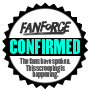 This Fanforce sreening is confirmed