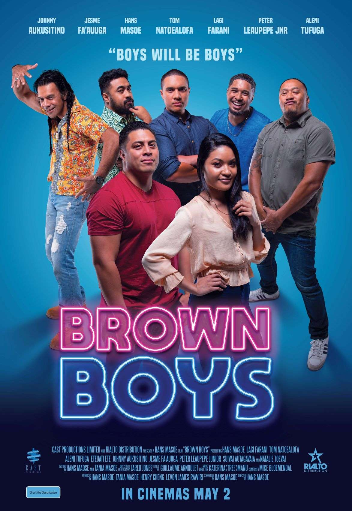 FanForce | Brown Boys Event Cinemas Loganholme